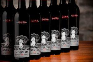 silver oak wine special