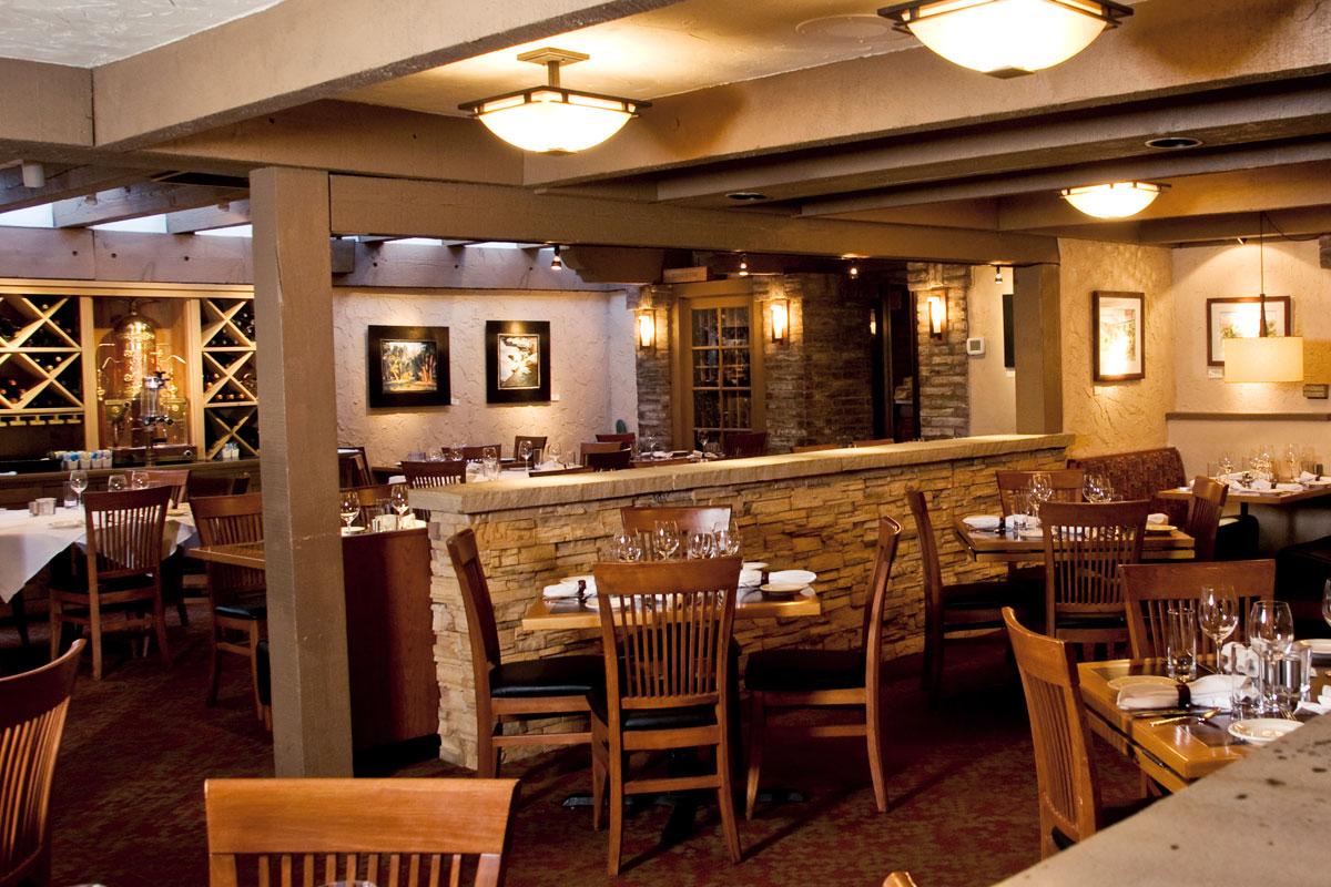Boulder Cork Steakhouse - Main Dining Room