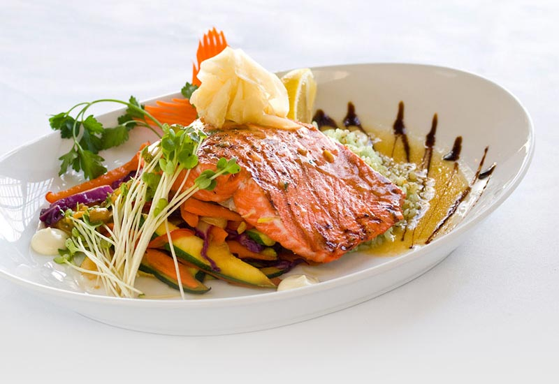 Boulder's Best Seafood - Salmon