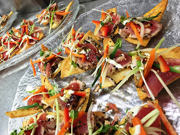 Appetizers for Private Parties