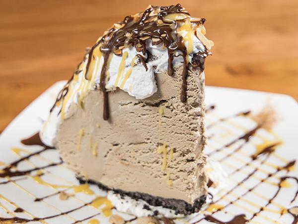 Desserts at the Boulder Cork