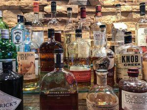Liquor at the Boulder Cork