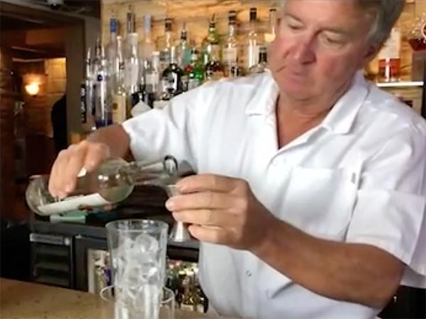 Ayy Chihuahua! Chef Jim Gets Behind the Bar